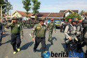 Kapolres Bondowoso Turutserta Dalam Acara Napak Tilas di Jember