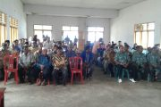 Pembinaan Dan Pelatihan Kamtibmas Di Desa Buya