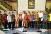 Anggota DPD RI Adakan Pertemuan Dengan Kobar GB