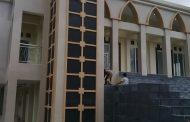 Masjid Air Raya Putus Kontrak, Pekerjaan 99 Persen
