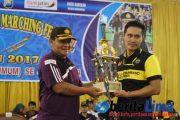 Kapolres Apresiasi Makin Melunjaknya Peserta OMF Kapolres CUP II 2017