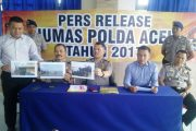 Polisi Perairan Aceh Amankan Kapal Berbendera Malaysia