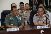 Panglima TNI : TNI Dukung Penuh Polri Dalam Pengamanan Pilkada
