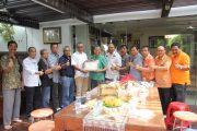 PWI Jatim Gelar Anjangsana ke Wartawan Senior