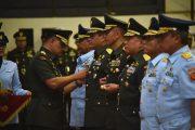 Kasum TNI : Rakornis Pusdalops TNI Wujudkan Interoperabilitas Kodalops Trimatra Terpadu
