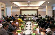Pansus RUU Penyelenggara Pemilu Serentak Berkunjung Ke Aceh