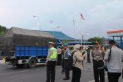 Jelang Kunjungan Raja Salman Sniper Siaga Di Pelabuhan Ketapang