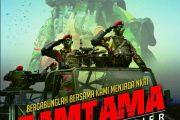 Kodam IM Kembali Menerima Prajurit Tamtama TNI AD