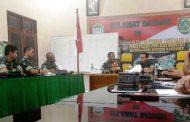 Dandim Aceh Utara Perintahkan Babinsa Terus Komsos Paska Pilkada
