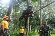 Korem 012/ TU Melaksanakan Latihan HTF