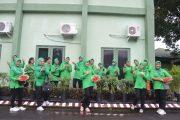 KOREM 152/Babullah  Panen Perdana Cabai