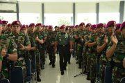 Panglima TNI : Prajurit TNI Jangan Terpengaruh Politik Praktis