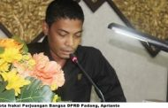 Aprianto Laporkan Emnu Azamri ke BK DPRD Padang