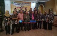 Pengurus MKKS SMPN Periode 2016 – 2019 Kabupaten Sumenep Resmi Dilantik