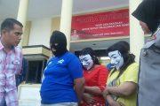 Diduga Praktek Pelacuran, Polrestabes Surabaya Amankan Pemilik Salon  Nikita