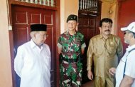 Raider Khusus 111 Dampingi Gubernur Aceh Meninjau Kesiapan TPS