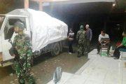 TNI-Polri Kawal Ketat Pengiriman Kotak Suara Ke KPU