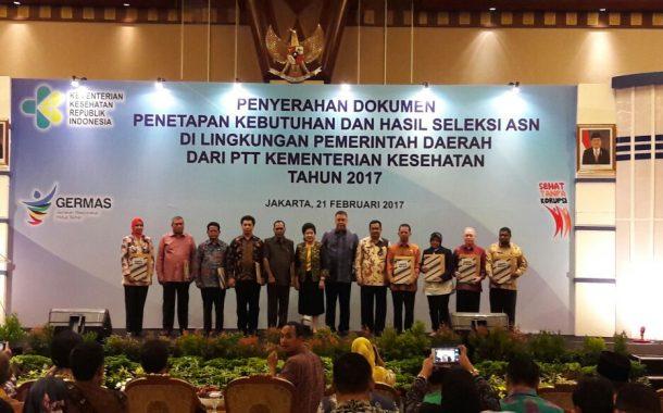 89 PTT  Bidan di Halmahera Barat Akhirnya Menjadi PNS