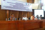 Wakil Bupati Halbar Hadiri Rakor di Ternate