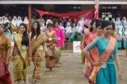 Sambut Asean Games, SMKN 5 Palembang Gelar Pentas Seni