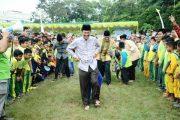 Walikota Harnojoyo Buka Secara Resmi Permainan Tradisional Anak