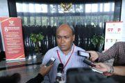 Diminta Jaga Integritas 4 Komisioner KPU Halteng Yang Baru Dilantik