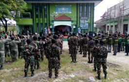 Apel Siaga, Satu Komando Bela NKRI oleh PC GP Ansor