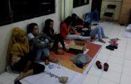 Satpol PP Ciduk 10 Pekerja Warung Pangku