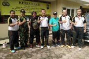 TNI-POLRI Jalin Sinergitas Dalam Upaya Pembersihan Lingkungan