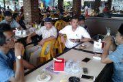 Panwaslih Silaturrahmi Bersama Wartawan Di Coffee Bireuen Partee