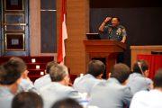 Kasum TNI :  Rakorlog TNI Wujudkan Sinergitas dan Interoperability Pelaksanaan Tugas