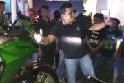 Sukses, Launching Kawasaki Versys x 250 Di Probolinggo