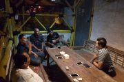Ajak Bertukar Pikiran, Kapolres Jagongan Bersama Ketua Yayasan