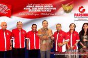 Partai Parsindo Apresiasi Partai Berkarya Usung Tommy Soeharto  Capres 2019