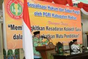 Bupati Madiun Buka Sosialiasi Satgas Saber Pungli