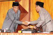 Ketua DPRD  Beberkan Hasil Kinerja Selama Setengah Periode