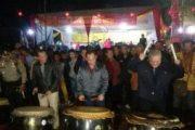 Destinasi Wisata, Gubernur Sumsel dan Walikota Palembang, Hadiri Perayaan Cap Go Meh di Pulau Kemaro