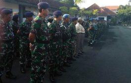 Jam Komandan Lanal Malang, Merupakan Sarana jalin Silaturrahmi dan menyampaikan kebijakan