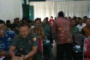 Dandim Bangkalan Gelar Rakor Serapan Gabah Petani Bersama Seluruh Kapoktan