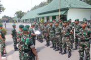Danbrigif PR 18 Kostrad : Jaga Soliditas dan Jiwa Korsa Prajurit Kostrad