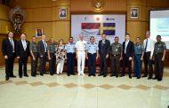TNI Selenggarakan Seminar Bersama dengan  Swedish Defence University dan SAAB