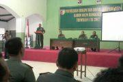 Kodim 0829 Bangkalan Menggelar  Penyuluhan Hukum dan Bintal