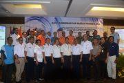Danlanal Denpasar Hadiri Rakor SAR Provinsi Daerah Bali