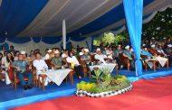 Wakil Komandan Lantamal V hadiri peringatan hari raya Nyepi tahun saka 1939 di Pura Segara Kenjeran