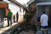 Kostrad Bantu Korban Pasca Bencana Puting Beliung di Kabupaten Malang