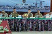 Musrenbang, Pemkot Jakut Bahas 3.780 Usulan