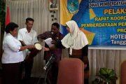 Guna Adanya Penyelamatan Pemberdayaan Perempuan, PB Mengadakan Rapat Teknis di Sorong