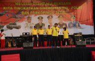 Pangdam V Brawijaya Jalin Silaturahmi Melalui Olahraga Bersama