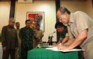 Lanjut Pembukaan Jalan,Kodam IM Bersama Pemda Aceh Tandatangani Mou