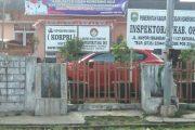 Usai Diperiksa Inspektorat Mantan Kades Lubuk Dalam Hindari Wartawan